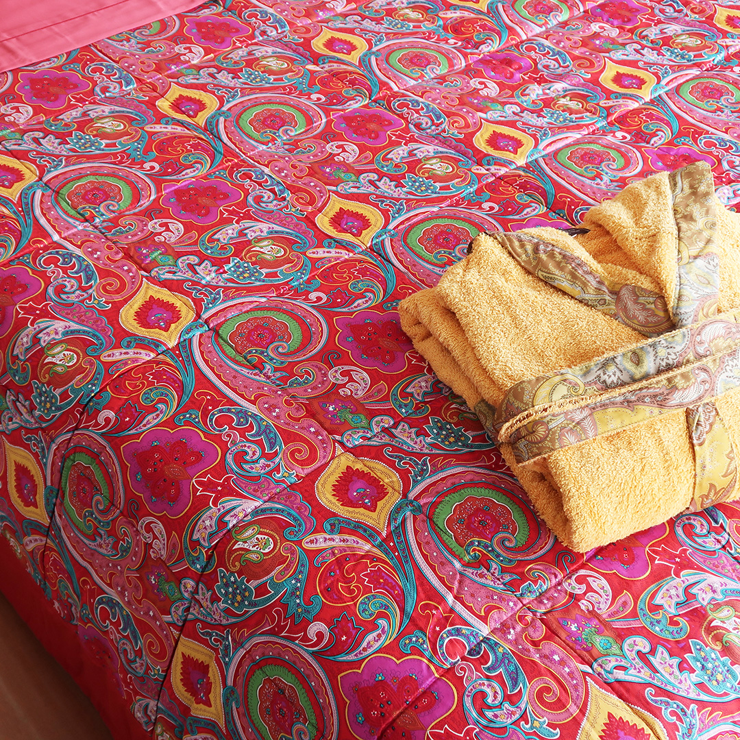 Etro Home Bedcover Quilt