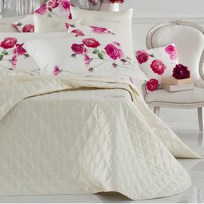 Blumarine Home Living Copriletto matrimoniale