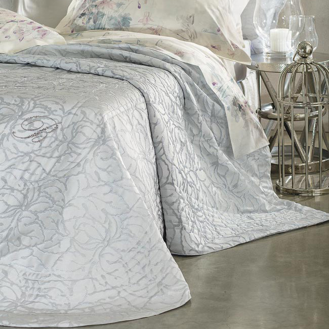 Blumarine Home Collection Rosengart Copriletto Matrimoniale