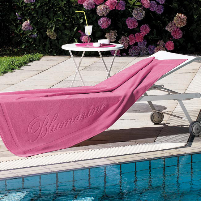 Blumarine Home Collection Sardegna Telo Mare Maxi