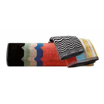 Missoni Home Wolf set. 2 pz. Bagno
