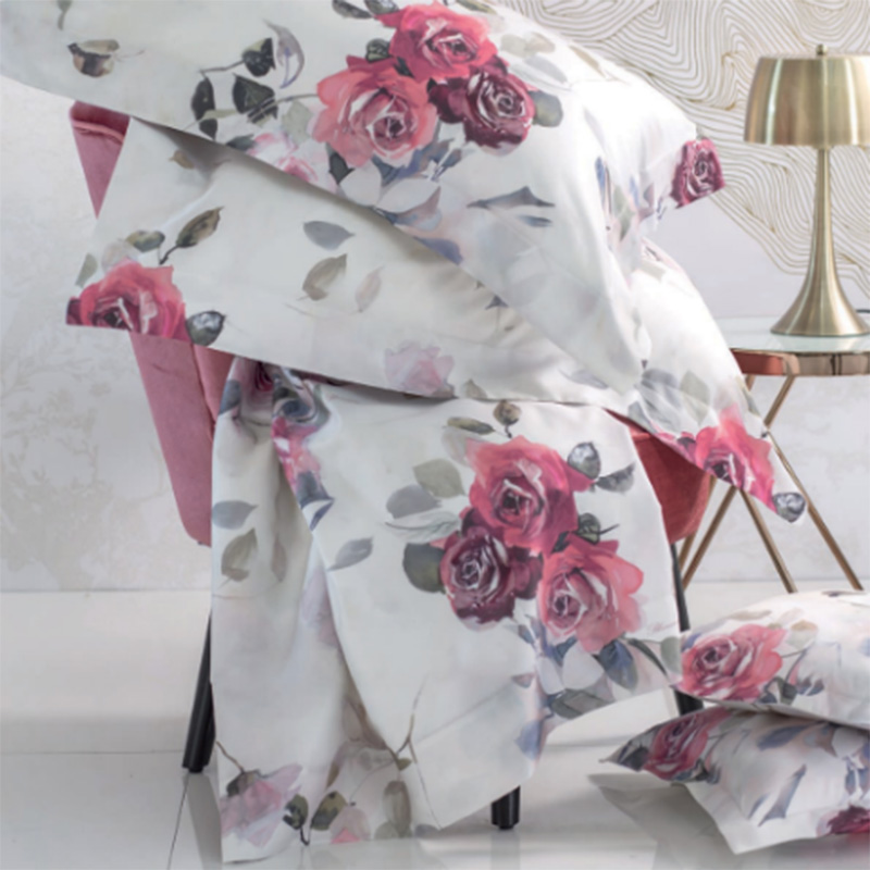 Blumarine Home Collection Venere Completo Lenzuola Matrimoniale