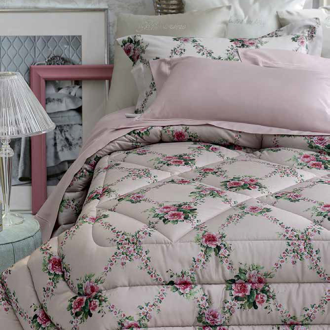 Blumarine Home Collection Clizia Trapunta Matrimoniale
