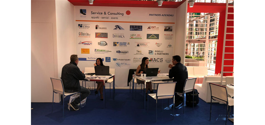 Service & Consulting al SAIE 2018
