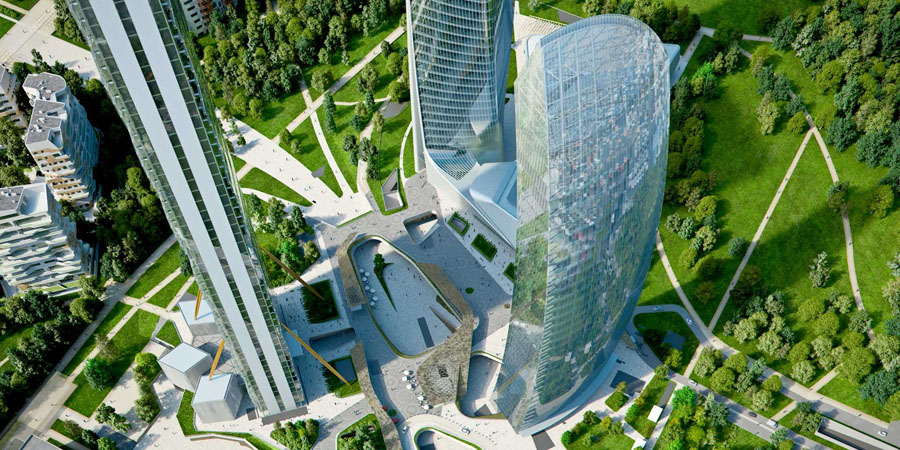 Torre Libeskind a Milano