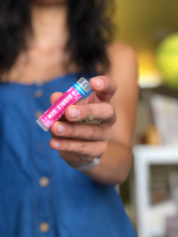 LIP BALM BUBBLE GUM