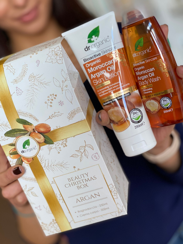 BEAUTY CHRISTMAS BOX ARGAN