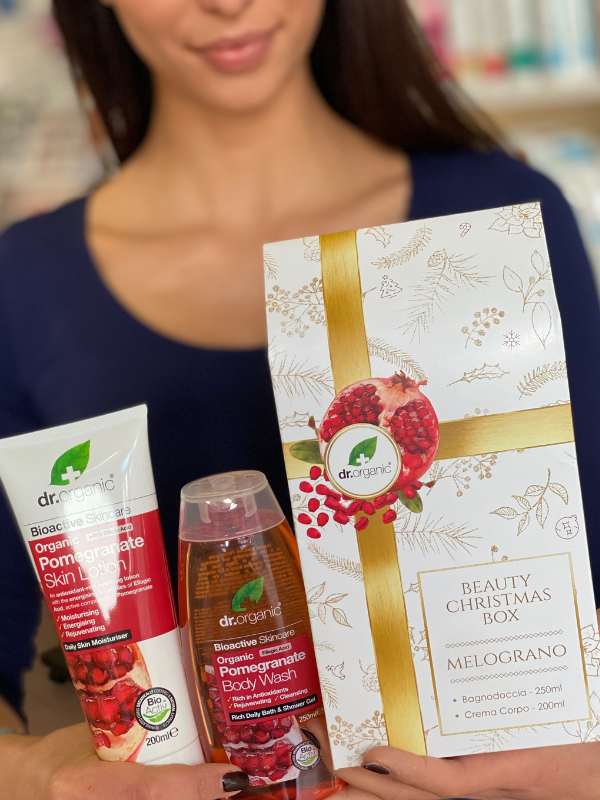 BEAUTY CHRISTMAS BOX MELOGRANO