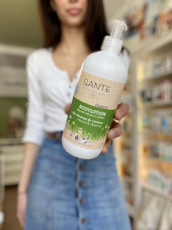 BODY LOTION 500 ML SANTE