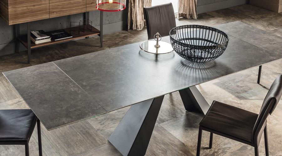 tavoli di design allungabili fissi rotondi