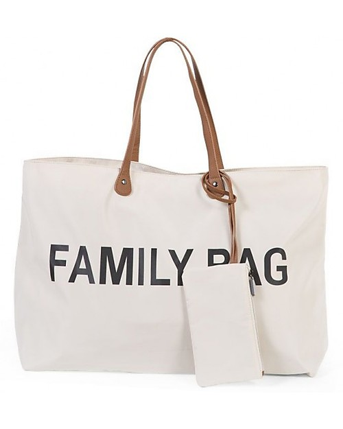 Family Bag panna - Childhome