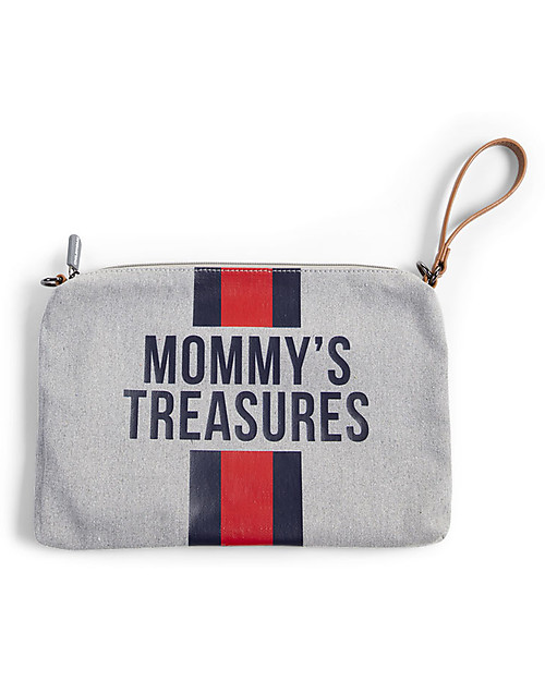Mommy's Treasures rosso/blu - pochette Childhome