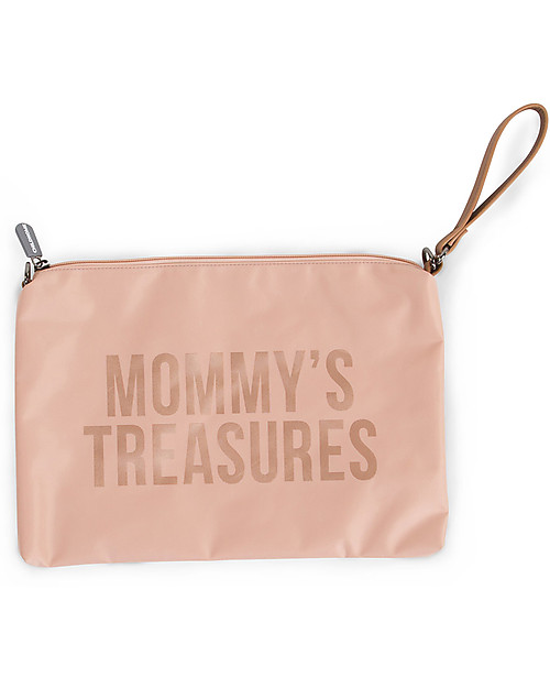 Mommy's Treasures rosa - pochette Childhome