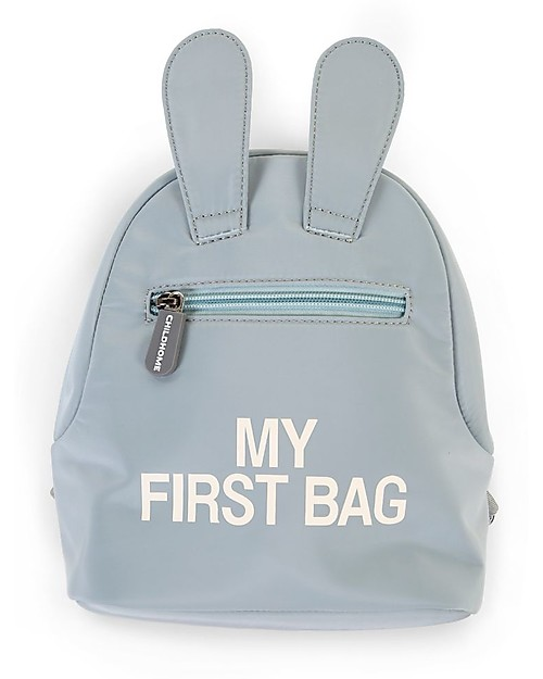 Zainetto My First Bag azzurro - Childhome