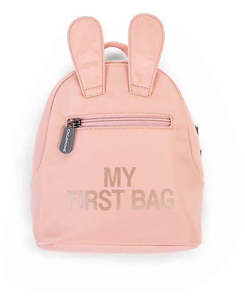 Zainetto My First Bag rosa - Childhome