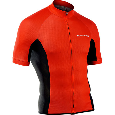 MAGLIA  NORTHWAVE FORCE RED tg S